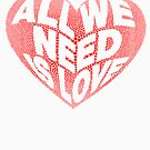 All We Need is Love by Thinglish Lifestyle
