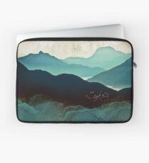 Indigo Mountains Laptop Sleeve