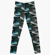 Retro Design Leggings