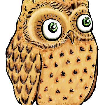 Little Hooty Owl by ojab3