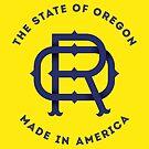 OR Oregon Monogram by Chocodole
