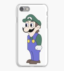 Weegee staring into your soul iPhone Case/Skin