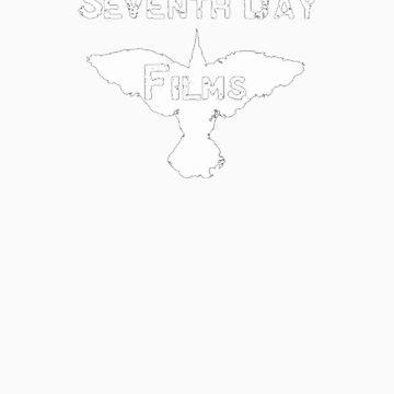 Black SDF Logo by 7thdayfilms