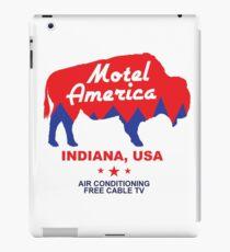 Shadow Moon Motel America - Indiana USA iPad Case/Skin