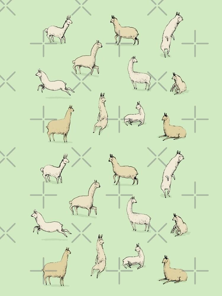 Lamas von SophieCorrigan