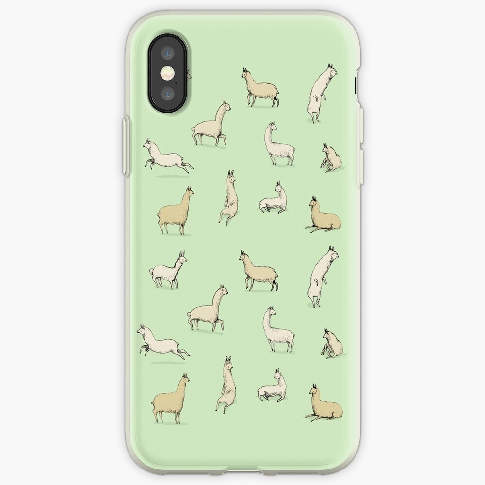 Lamas iPhone-Hülle & Cover