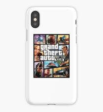 GTA 5  iPhone Case/Skin