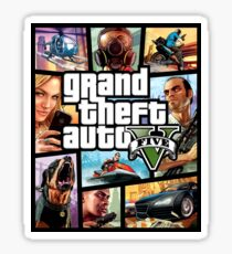 GTA 5  Sticker