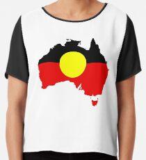 Aborigines Australien Chiffontop