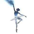 Starry dancer - the universal ballerina - ballet lover - dance lover by Vane22april