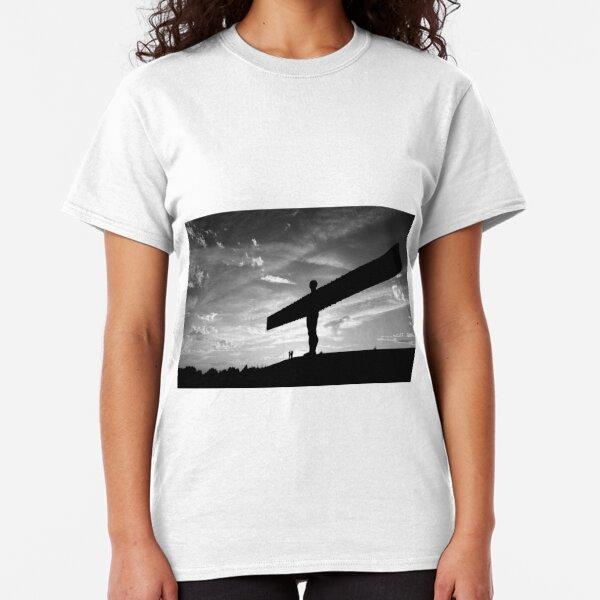 Angel Of The North, Newcastle-Gateshead Classic T-Shirt