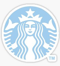 Pastel Starbucks Sticker