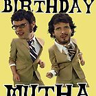 Happy Birthday Mutha Ucka by loganferret