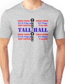 TALL KEY HOLE Unisex T-Shirt
