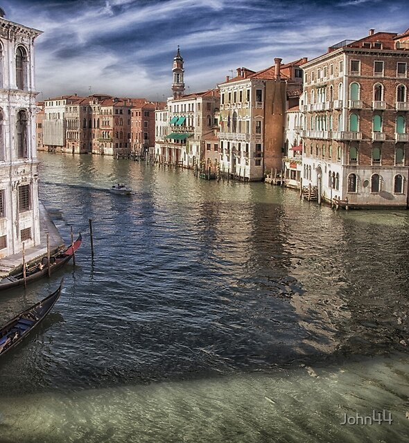 ..winter Venice in HDR... by John44