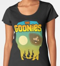 The Goonies Women's Premium T-Shirt