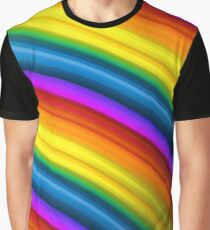 Colorful design Graphic T-Shirt