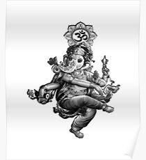 Hindu Ganesha Poster