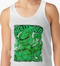 Attack of the Hollywood Monster Tank Top