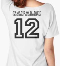 Capaldi 12 Jersey Women's Relaxed Fit T-Shirt