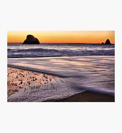 Beach Light Photographic Print