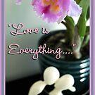 Love is... by Lynette Higgs