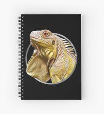 Cuaderno de espiral Albino Iguana