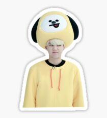 CUTE BTS YOONGI SUGA STICKER (bt21 merch)  Sticker