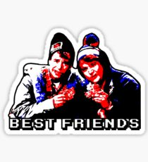 Best Friends - Beauty Eh? Sticker