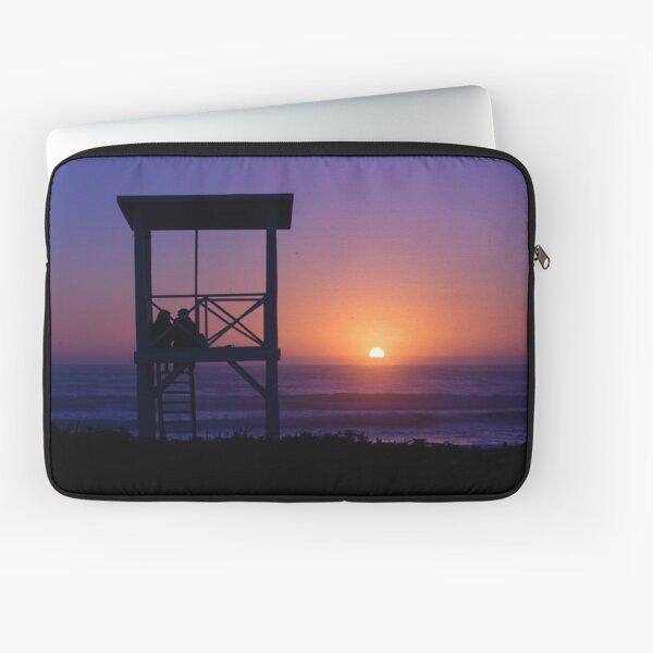 Sunset love Laptop Sleeve