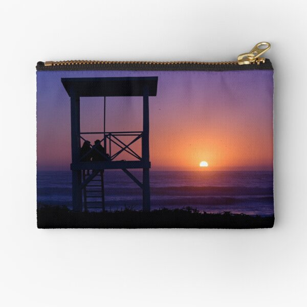 Sunset love Zipper Pouch