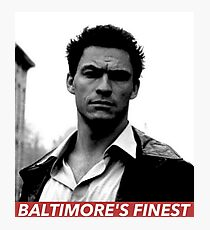 JIMMY MCNULTY Photographic Print