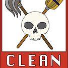 Clean or Die by AshleyMakes