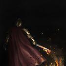 Knight of the dark by Marika Schulze