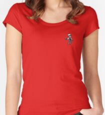 Red - Pokemon Women's Fitted Scoop T-Shirt