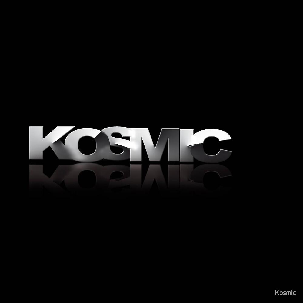 kosmic in paper by Kosmic