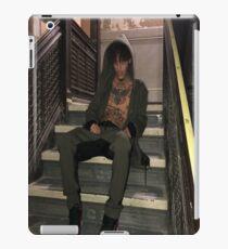 Lil Skies steps iPad Case/Skin