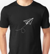 Paper Airplane 124 T-Shirt