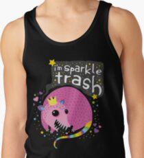 Sparkle Trash Tank Top