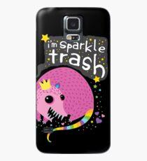Sparkle Trash Case/Skin for Samsung Galaxy