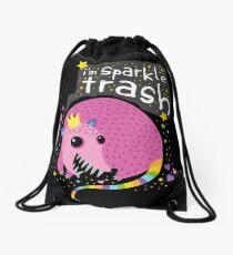 Sparkle Müll Rucksackbeutel
