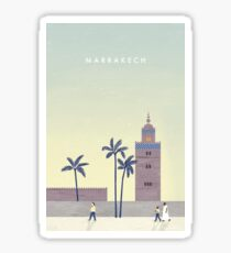 Marrakesch Sticker