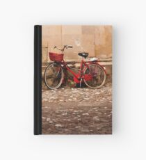 The Red Bicycle Hardcover Journal