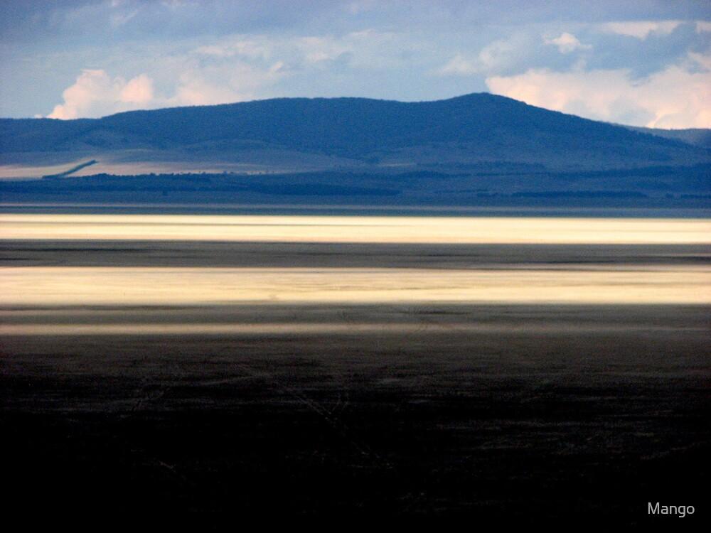 Lake George afternoon by Mango