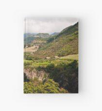 South Tyrol Hardcover Journal