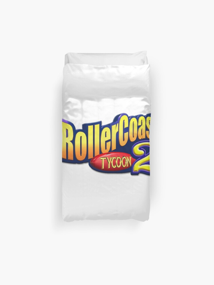 RollerCoaster Tycoon 2 | Duvet Cover