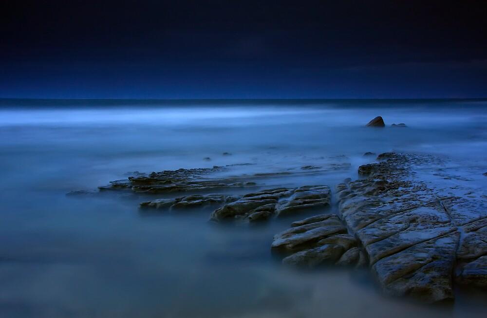 Moffat Beach by David James