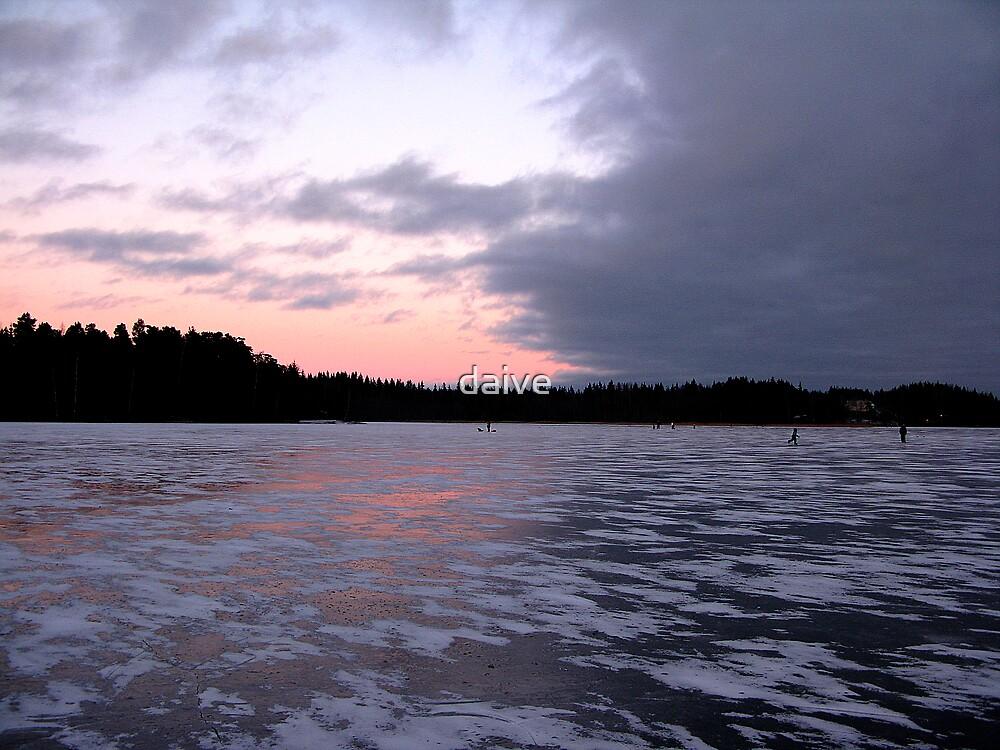 Littoistenjärvi by daive