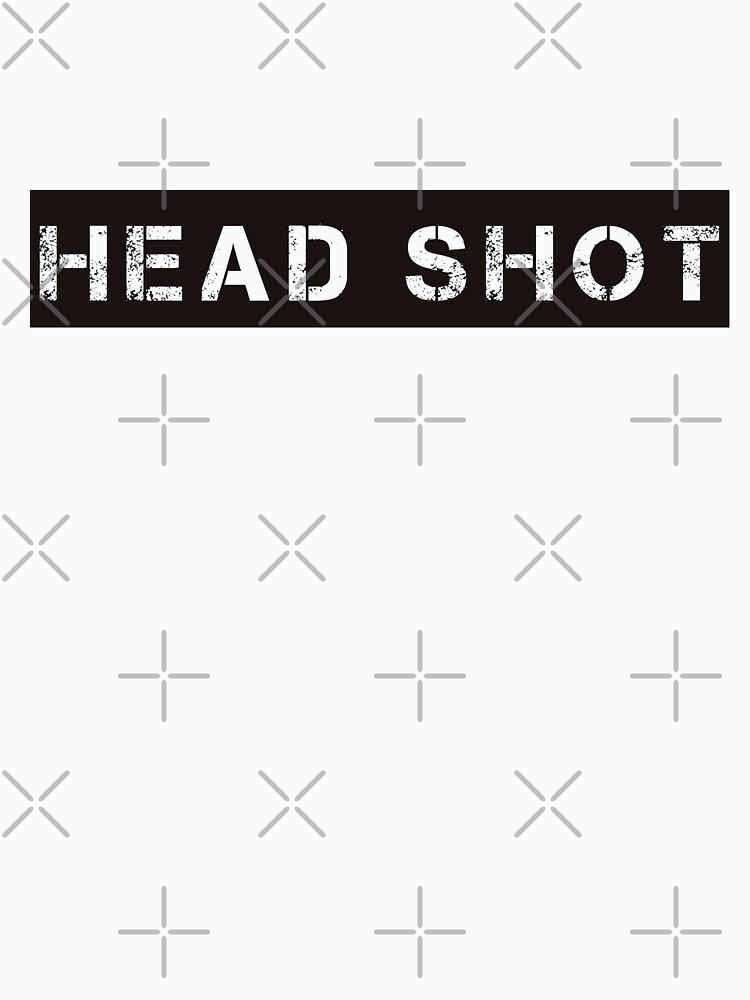 Head Shot by Essenti4lgoods