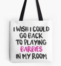 P!NK - Barbies Tote Bag